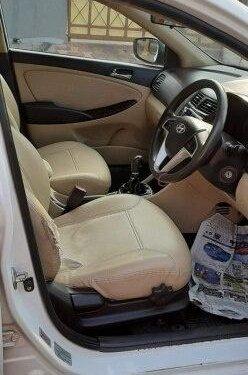 Used Hyundai Verna 2011 MT for sale in Ahmedabad