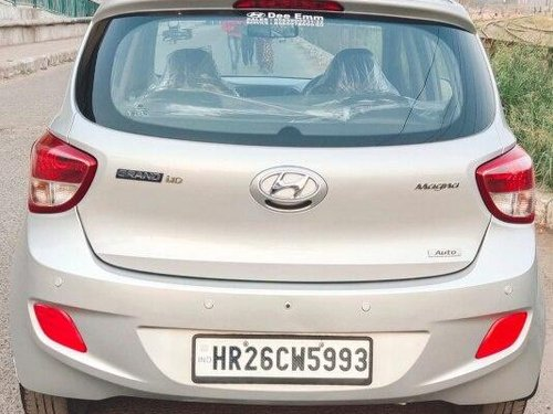 Used Hyundai Grand i10 2016 AT for sale in New Delhi