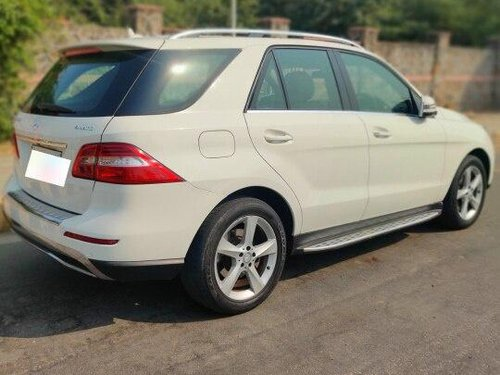 Used 2012 Mercedes Benz M Class AT for sale in New Delhi