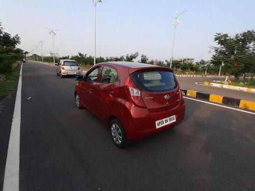 Used Hyundai Eon Sportz 2013 MT for sale in Hyderabad