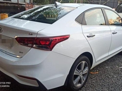 Used Hyundai Verna 2019 MT for sale in Mumbai