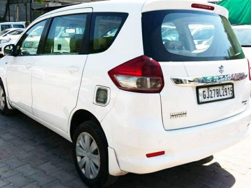 Used Maruti Suzuki Ertiga SHVS VDI 2017 MT for sale in Ahmedabad