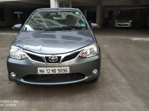 Used 2015 Toyota Platinum Etios MT for sale in Pune -12
