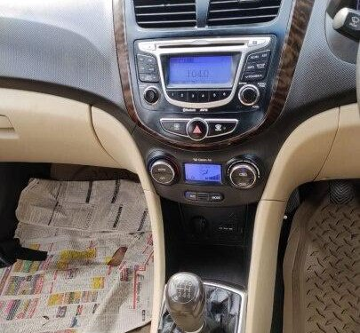 Used Hyundai Verna 1.6 SX 2012 MT for sale in Ahmedabad