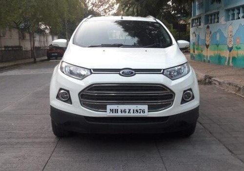 Used 2014 Ford EcoSport 1.5 Petrol Titanium MT in Pune