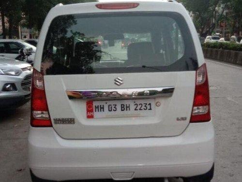 Maruti Suzuki Wagon R CNG LXI 2012 MT for sale in Mumbai