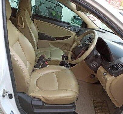 Used Hyundai Verna 1.4 VTVT 2017 MT for sale in New Delhi
