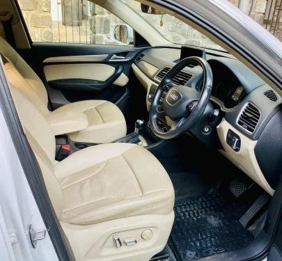 2016 Audi Q3 35 TDI Quattro Technology AT for sale in Pune