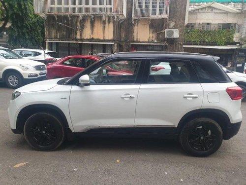 2019 Maruti Suzuki Vitara Brezza ZDi Plus AT in Mumbai
