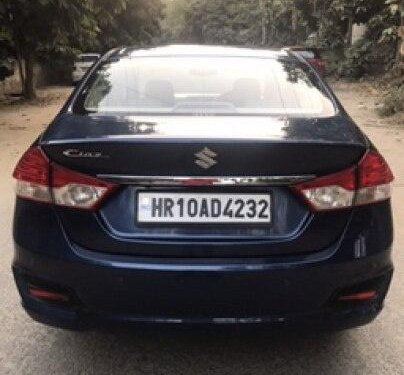 2017 Maruti Suzuki Ciaz MT for sale in New Delhi