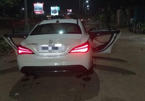 2017 Mercedes-Benz CLA 200 CDI Sport AT for sale in Mumbai