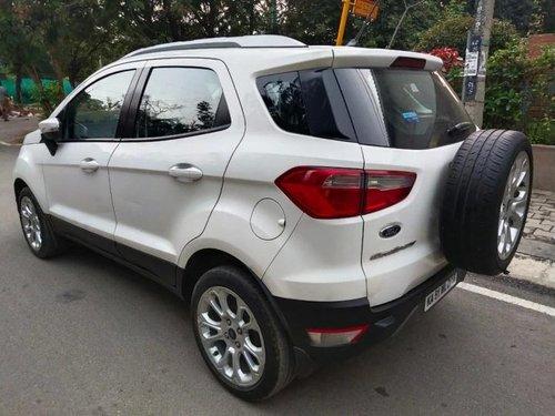 2018 Ford Ecosport 1.5 TDCi Titanium Plus BSIV MT in Bangalore