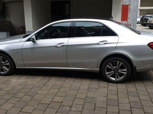 Used 2015 Mercedes Benz E Class AT for sale in Mumbai