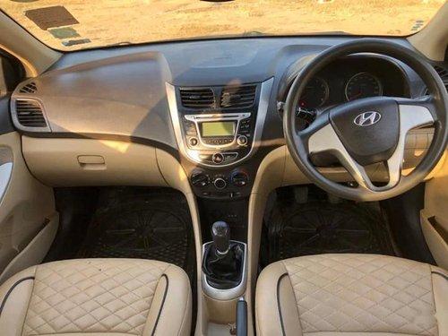 Hyundai Verna 1.6 SX VTVT 2013 MT for sale in New Delhi