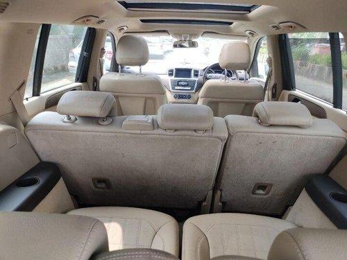 2015 Mercedes Benz GL-Class 350 CDI Blue Efficiency AT in Mumbai