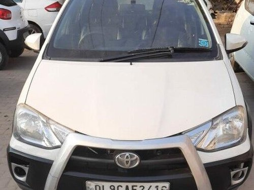 2015 Toyota Etios Cross 1.4 GD MT in Faridabad-11