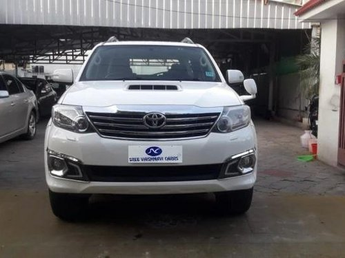 2015 Toyota Fortuner 4x4 AT for sale in Coimbatore-9