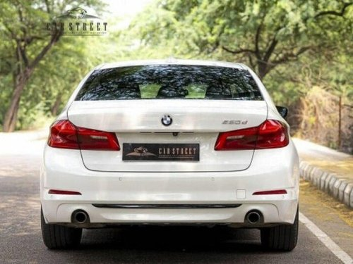 Used 2017 BMW 5 Series 520d Sport Line AT in New Delhi