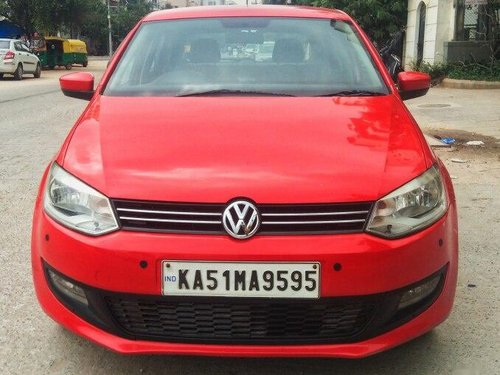 Used 2010 Volkswagen Polo 1.2 MPI Highline MT in Bangalore