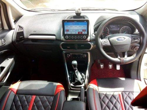 2019 Ford Ecosport 1.5 Petrol Titanium BSIV MT in Coimbatore