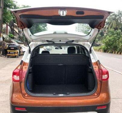 2018 Maruti Suzuki Vitara Brezza ZDi Plus AMT AT in Mumbai