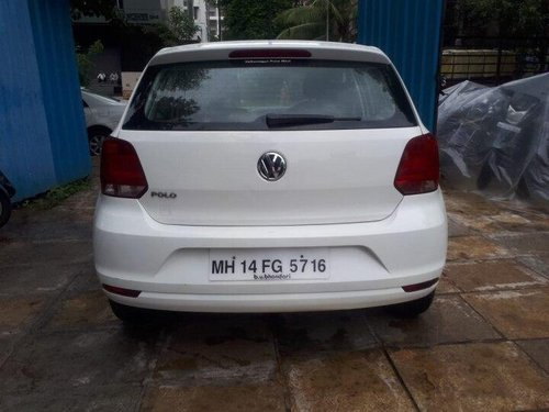 Used 2015 Volkswagen Polo Petrol Comfortline 1.2L MT in Pune