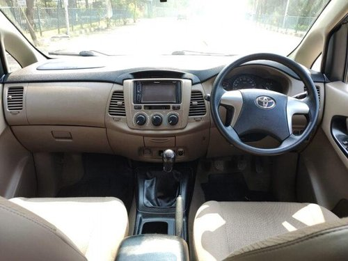 2015 Toyota Innova 2.5 GX 8 STR BSIV MT for sale in Mumbai