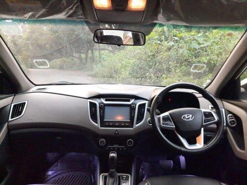 2017 Hyundai Creta 1.6 VTVT SX Plus AT for sale in Mumbai