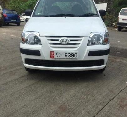 2010 Hyundai Santro MT for sale in Mumbai
