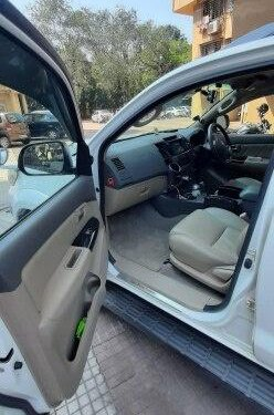 Used 2013 Toyota Fortuner 4x2 AT for sale in Mumbai