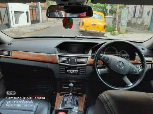 2012 Mercedes-Benz E-Class E 220 CDI Avantgarde AT in Kolkata