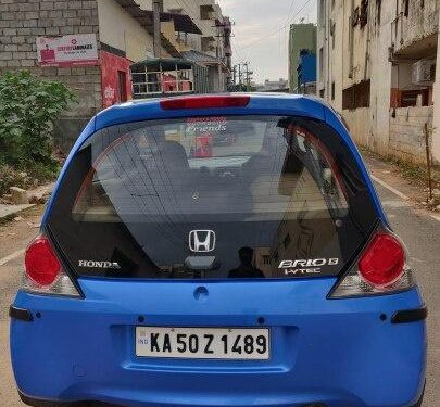 Used 2013 Honda Brio 1.2 S MT for sale in Bangalore