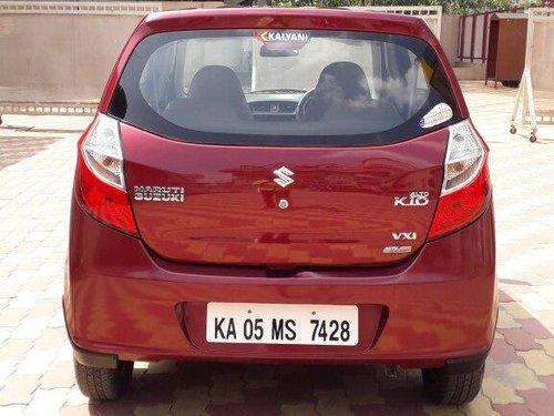 2016 Maruti Alto K10 VXI AMT AT for sale in Bangalore