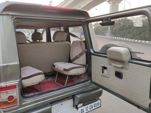Mahindra Bolero ZLX 2015 MT for sale in New Delhi