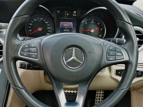 2018 Mercedes Benz C-Class Prime C 220d AT in Pune