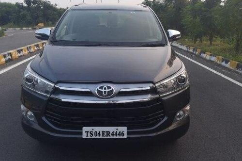 2016 Toyota Innova Crysta 2.4 ZX MT in Hyderabad