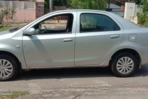 2017 Toyota Etios Cross 1.4 GD MT for sale in Hyderabad
