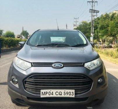 2015  Ford EcoSport 1.5 Diesel Ambiente MT in Bhopal
