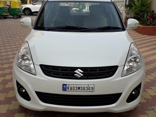 2013 Maruti Swift Dzire 1.2 ZXi BSIV MT in Bangalore