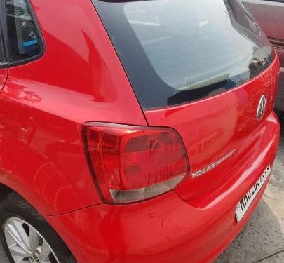 2014 Volkswagen Polo 1.2 MPI Highline MT for sale in Pune