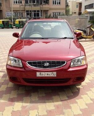 2010 Hyundai Accent Executive MT for sale in Bangalore