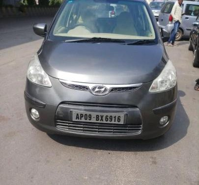 2010 Hyundai i10 Asta 1.2 with Sunroof AT in Hyderabad