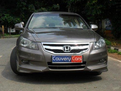 2013 Honda Accord MT for sale in Bangalore