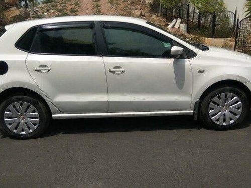 2012 Volkswagen Polo Diesel Comfortline 1.2L MT in Hyderabad
