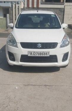 Used 2015 Maruti Suzuki Ertiga VDI MT in Jaipur