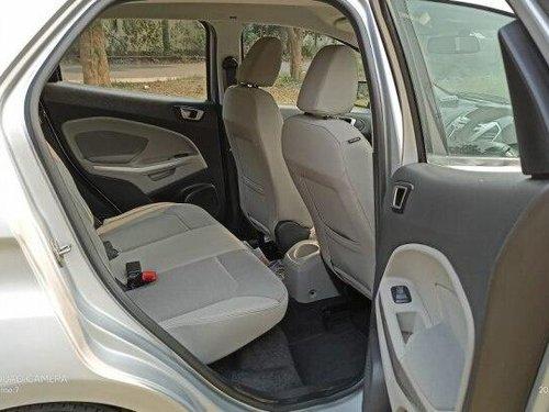 2017 Ford Ecosport 1.5 Petrol Titanium AT in New Delhi