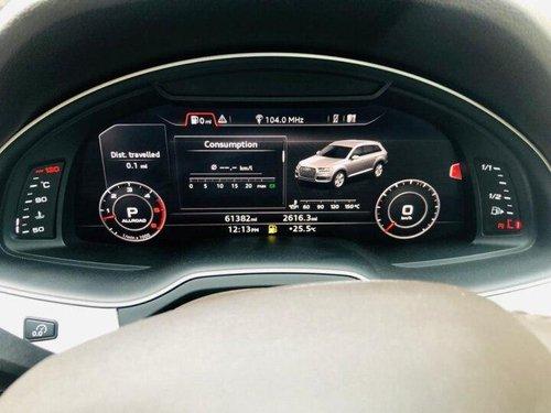 2016 Audi Q7 45 TDI Quattro Technology AT in Bangalore