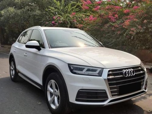 2018 Audi Q5 35TDI Technology AT for sale in New Delhi