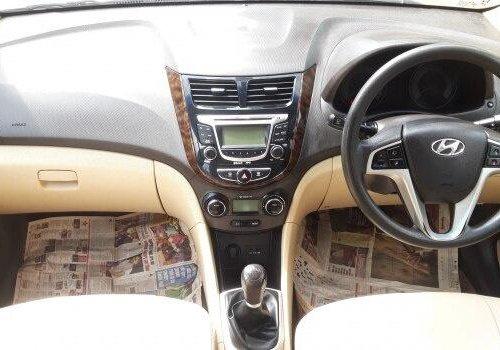 2011 Hyundai Verna MT  for sale in Pune