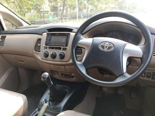 2015 Toyota Innova 2.5 GX 8 STR BSIV MT for sale in Mumbai-3